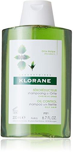 Klorane SH Ortica 200ml Cap/Gras