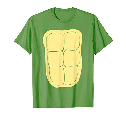 Funny Halloween Costume Gift: Lazy DIY Turtle Shell T-Shirt