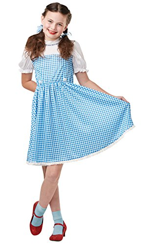 Rubie's Offizielles The Wizard of Oz Dorothy - Country Girl Kostüm Kinder
