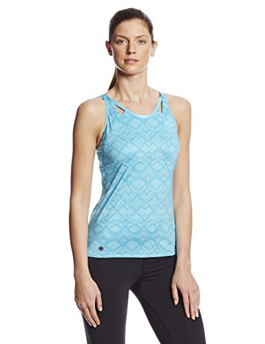 Outdoor Research Damen Tanktop Bewitched, Damen, 90792-47B-S, Rio/Alpine Lake, Small (Strapse Outdoor Research)