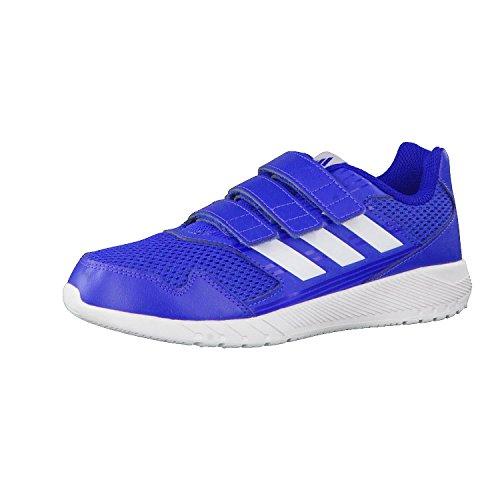 adidas Unisex-Kinder AltaRun Cloudfoam Laufschuhe, Blau (Blue/Ftwwht/Croyal), 28 EU
