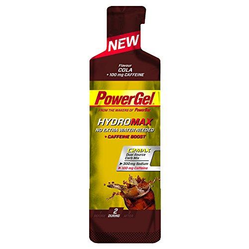 Powerbar Energy Product Power Gel Hydro Max 24 Gele Cola Plus Koffein Doppel,12248578