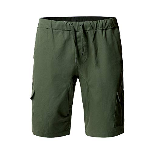 Aiserkly Herren Shorts Schwimmen Freizeit Wassersport Beach Moderne Badeshorts in vielen Farben Größe Sport Shorts Kurze Hose Rei Fleece Hose
