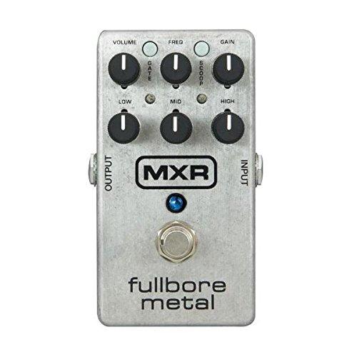 PEDALES EFECTO MXR - Dunlop (M116) Fullbore Metal