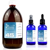 500ml Colloidal Silver (45ppm) + Full 50ml Spray & Full 50ml Pipet