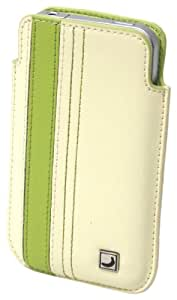 Cool Bananas SmartGuy Pouch Ledertasche für Apple iphone 4 ivory