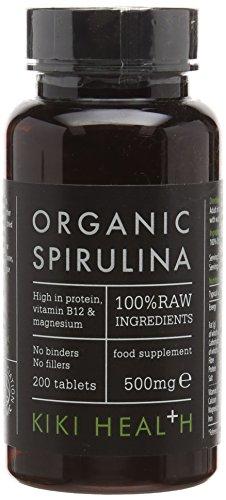 KIKI-Health-Organic-Spirulina-Tablets-200-x-500mg-Tablets