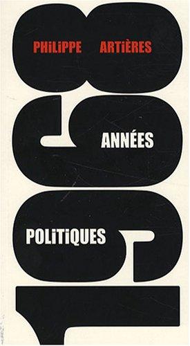 68 : Années politiques