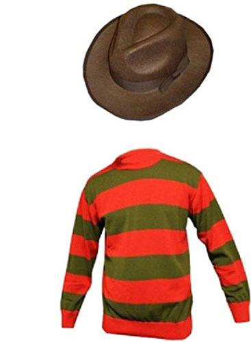ween Kostüm Jumper und hat (Freddys Kostüm)