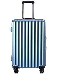 4bb3b17390 Valigia trolley ZHAOSHUNLI Portafoglio da Trasporto (Colore : Azzurro,  Dimensioni : 22''