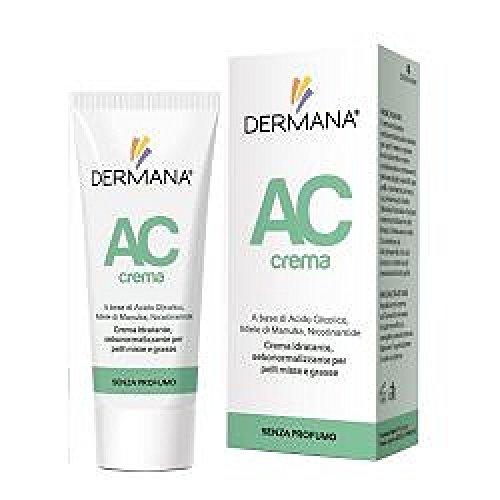 ac crema idratante sebonormalizzante ideale per pelli miste e grasse 40 ml