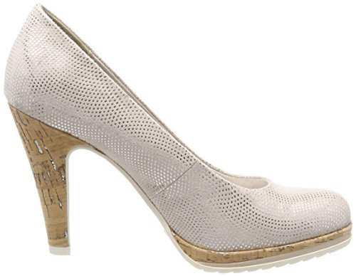 Marco Tozzi Women 22403 Pumps Beige (duna Metallic)