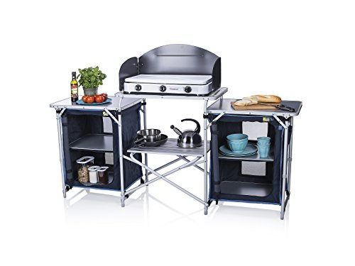 Campart Travel Ki 0732 Camping Kitchen Malaga 172 X 48 X 7951105cm