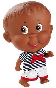 Paola Reina - Flety, muñeco Africano, de Vinilo (02005)