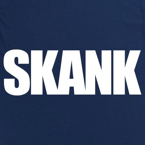 Skank T-Shirt, Herren Dunkelblau