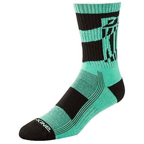Dakine Step Up Sock Bike Socks Medium/Large Electric Mint Dakine Air