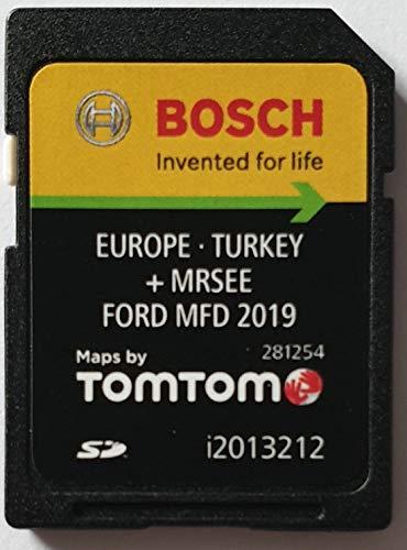 SD Karte GPS Ford MFD Europe 2019 Ford Gps