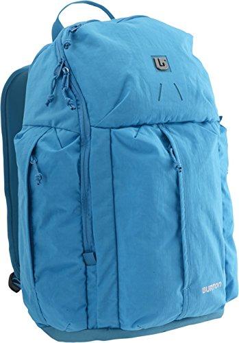 Burton Unisex - Erwachsene Daypacks Cadet, cyan crinkle, 46,5 x 30 x 16,5 cm, 30 Liter, 13648101307