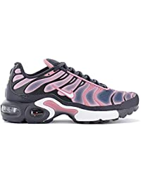 f8bc311fdd6 Nike Air Max Plus TN 1 718071-006 Gridiron White-Elemental Pink