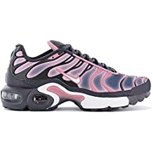 sneakers for cheap 5a340 bec11 Nike Air Max Plus TN 1 718071-006 Gridiron White-Elemental Pink