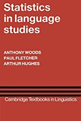 Statistics in Language Studies (Cambridge Textbooks in Linguistics)