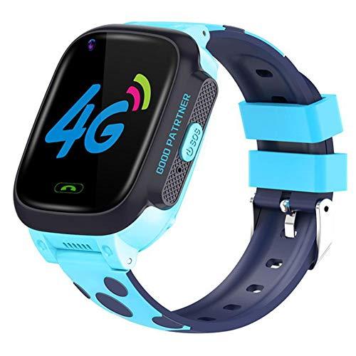 El Reloj Inteligente para Niños Y95, Videollamada HD 4G Netcom Completo con AI Pago WiFi Chat Posicionamiento GPS Reloj para Niños