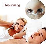 Digital Shoppy Stop Anti Snoring Solution Device Snore Mouthpiece Tray Stopper Sleep Apnea