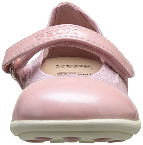 Geox Jr Jodie B, Ballerines Fille Rose (Rosec8011)