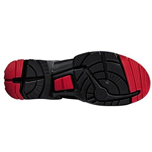 Uvex sicherheitshalbschuh 8512.8 1 s1 sRC largeur 11 - Noir/rouge