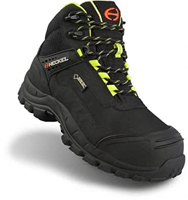 Heckel MACsole® ADVENTURE MACEXPEDITION - chaussures de travail chaussures / de sécurité - 100% métal libre - GORE-TEX - HIGH - Taille 36