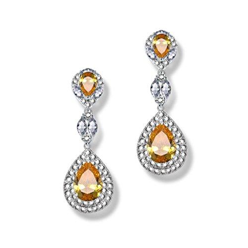 lixinsunbu-cubic-zirconia-drop-dangle-earrings-womens-white-gold-plated-engagement-gift