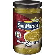 San Marcos Salsa Verde 230gr