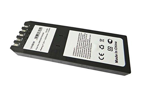 Batterie Ni-MH 2200mAh 7.2V compatible pour FLUKE remplace BP7217