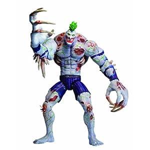 DC Collectibles Arkham Asylum Deluxe Action Figure: Titan Joker 5