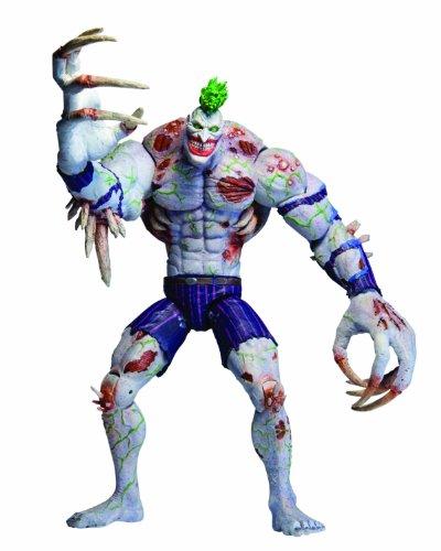 DC Collectibles Arkham Asylum Deluxe Action Figure: Titan Joker 1