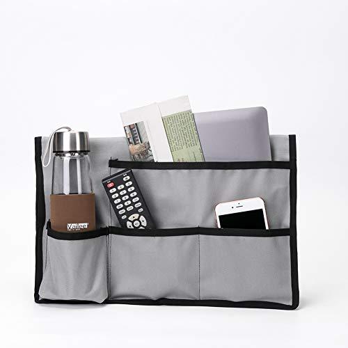 HGJ68-J Nachttisch mit 4 Taschen, Bett-Taschen, Aufbewahrungstasche für hängende Bett, Schreibtisch, Tisch, Autositz, Kinderwagen Seite