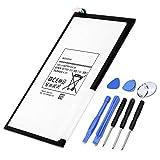 XITAI 3.8V 4450mAh T4450E Remplacement Batterie pour Samsung Galaxy Tab 3 8.0 T310 T311 SM-T310...