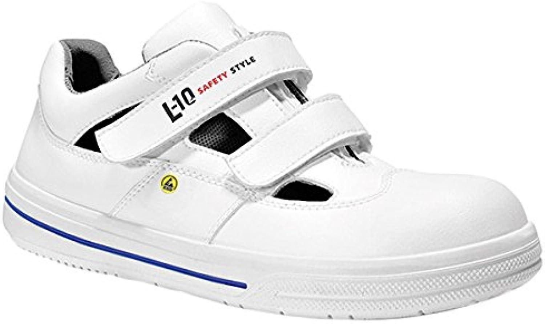 Elten 2062566 - Sencillos zapatos puros de seguridad esd talla 40 s1
