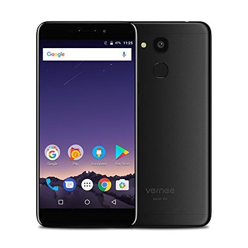 Mit Kamera Unlocked Handy 8mp (Vernee M5 4G FDD-LTE Smartphone 5.2 Zoll HD, Android 7.0 [4GB RAM+64GB ROM] Octa-Core, 13.0MP + 8.0MP Kamera 3300mAh Akku Fingerabdruckscanner, Band 20 Dual SIM Ohne Vertrag Handy)