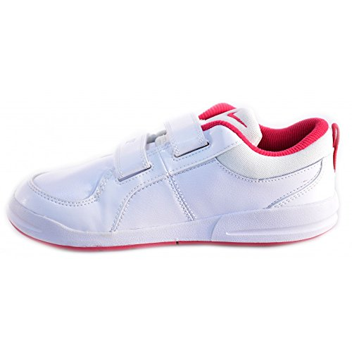 Nike Pico 4 Sneaker Junior weiß - rosa