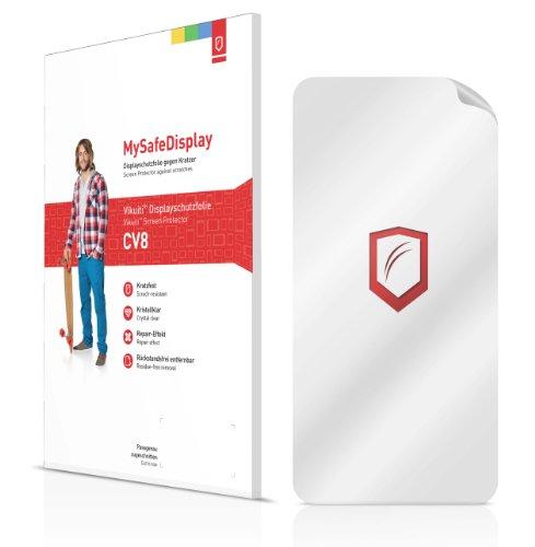 2x Vikuiti CV8 Displayschutz Schutzfolie Alcatel One Touch 988 Shockwave (Ultraklar, Versiegelt Kratzer, Blasenfreie Montage, Passgenauer Zuschnitt)
