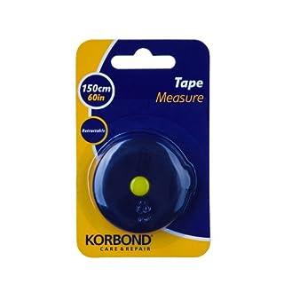 Korbond Retractable Tape Measure