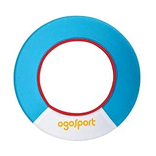 Schildkröt Ogo Sport Surf Glider, griffiger, stabiler und wasserfester Wurfring, Ø30cm, Wurfscheibe mit guten Flugeigenschaften, 970199