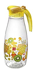 Cello Juicy PET Jug, 1.25 Litres, Yellow