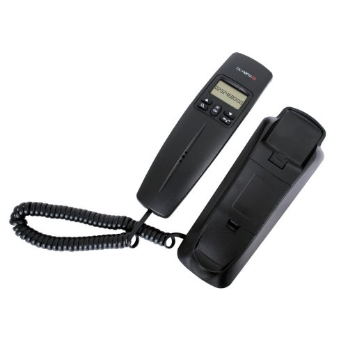 OLYMPIA 2162 schnurgebundenes Telefon schwarz
