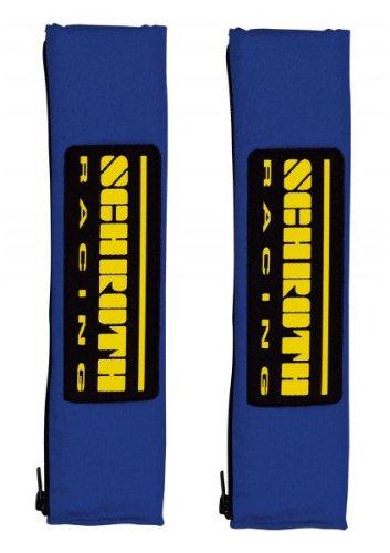 Schroth Racing SR91152 5 POINT Profi 2x2 SFI 16.1 Belt Wrap Around or Bolt In Cam Lock Fastener Racing Harness