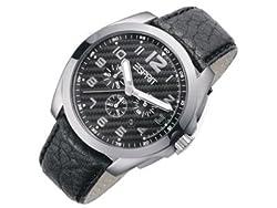 Esprit DesignerAnalog Black Dial Mens Watch - ES100481002