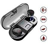 Lintelek TWS Bluetooth V5.0 Wireless Kopfhörer Earbuds In-Ear Ohrhörer Mini Sport Ohrhörer Stereo...
