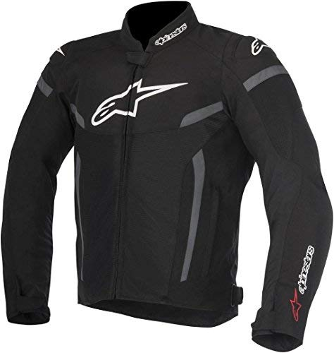 Alpinestars Giacca da moto, T-gp Plus R V2 Air, color nero antracite, XL