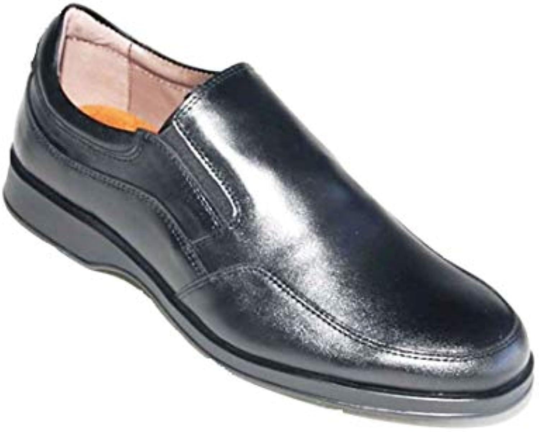 Zapato Hombre con Elasticos Muy Comodos Especial Hosteleria (42)